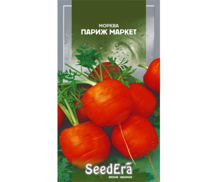 Насіння морква ПАРИЖ МАРКЕТ 2 М SeedEra