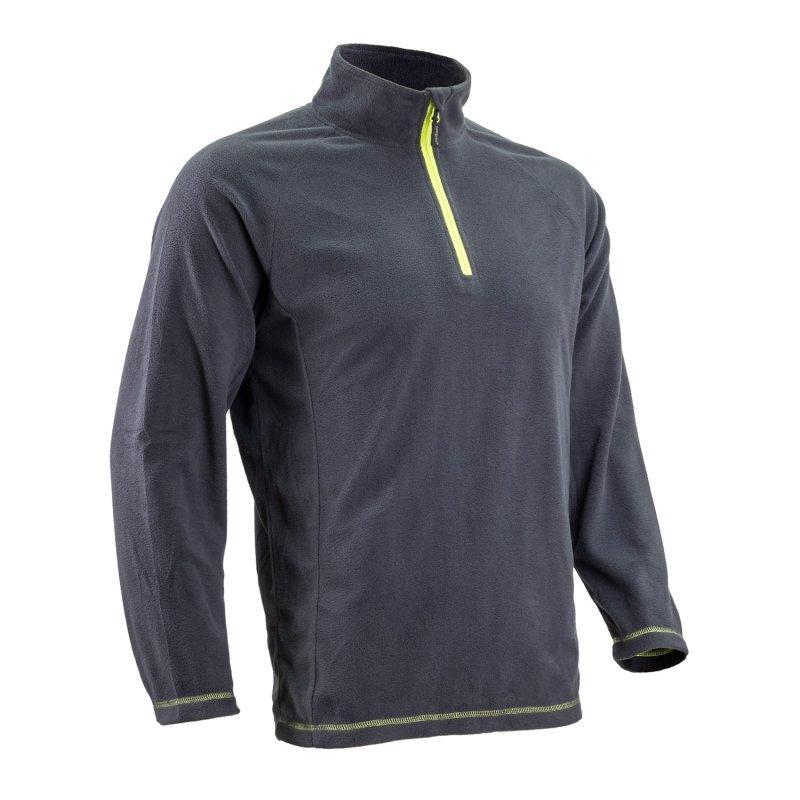 Пуловер флисовый COVERGUARD MYOGA 5MYO POLAR антрацит L