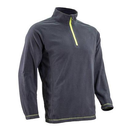Пуловер флисовый COVERGUARD MYOGA 5MYO POLAR антрацит L, фото 2