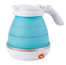 Электрический чайник складной силиконовый Electric Kettle - 7107