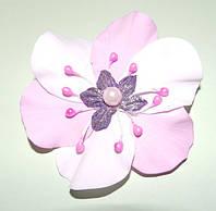 Брошь Цветок Орхидея
