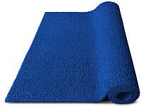 Ковер грязезащитный петлевой Moss синий С резиновым кантом, 120х180см.
