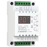 Терморегулятор TERNEO k2 для охлаждения и вентиляции