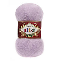 Пряжа Alize Kid Royal 50 27 лиловый