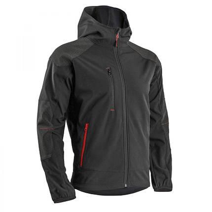 Куртка COVERGUARD YUKI водонепроницаемая черная, фото 2