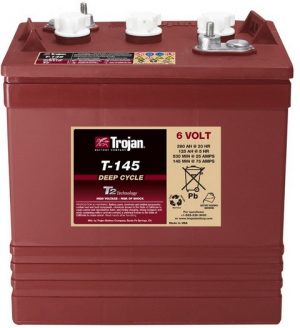 Аккумуляторная батарея Trojan T-145, фото 2