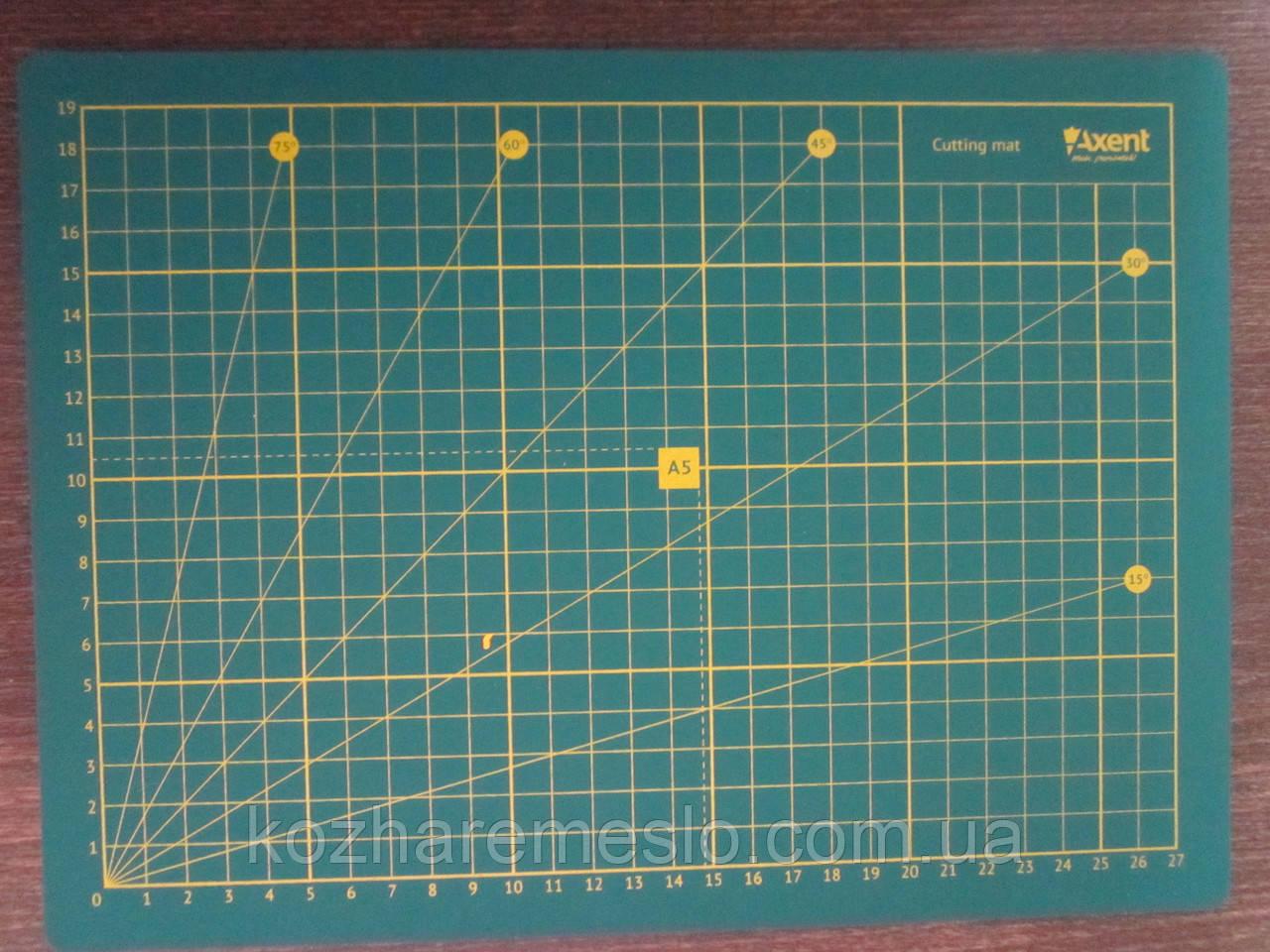 Коврик макетный самовосстанавливающийся для резки  А1 90 х 60 см* 3 мм ДВУХСТОРОННИЙ