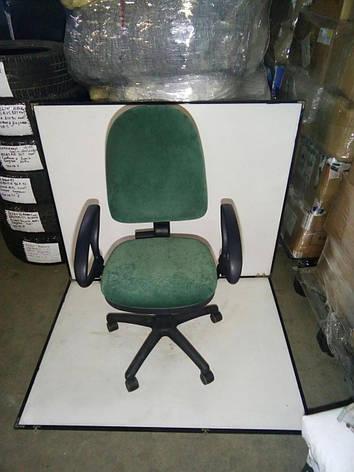 Б/у Кресло (стул) Prestige (Престиж) Компютерные стулья зеленого цвета, фото 2