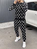 Спортивный костюм мужской PHILIPP PLEIN весна осень лето брендовый копия реплика, фото 1