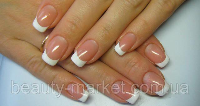 Наращивание ногтей биогелем - популярная методика удлинения ногтевой пластины