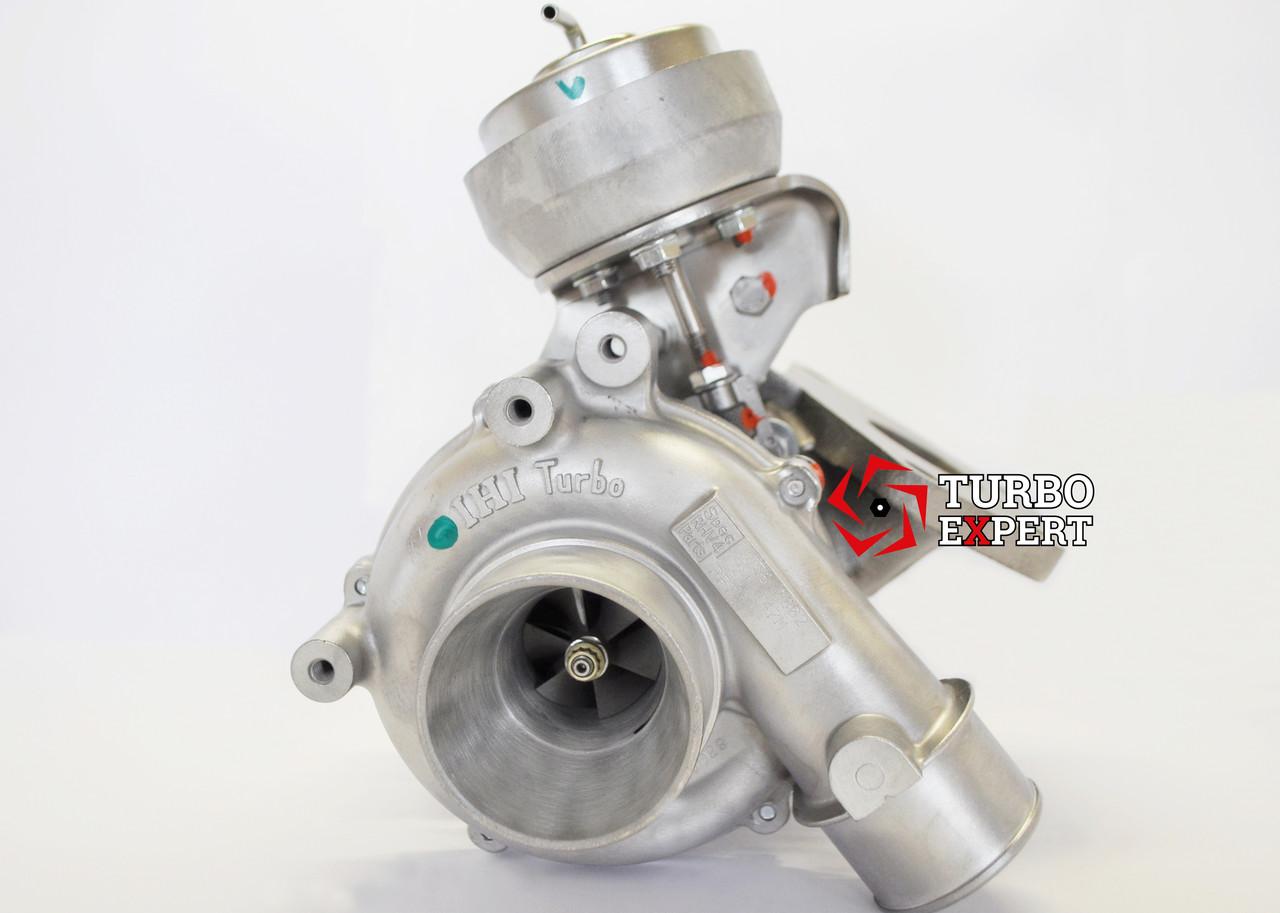Турбина Mazda 3 2.0 CD 143 HP, VJ36, MZ-CD, RF7J13700D, RF7J13700E, 2003+