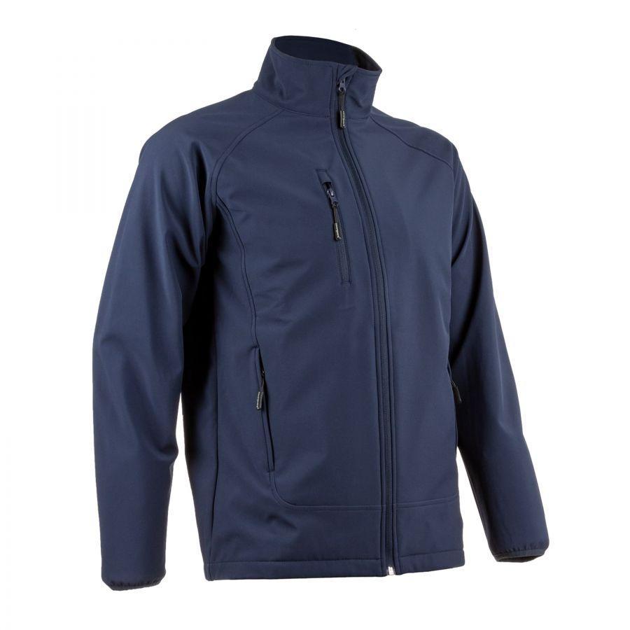 Куртка COVERGUARD SOBA SOFTSHELL водонепроницаемая темно-синяя L