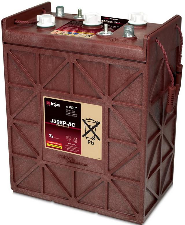 Аккумуляторная батарея Trojan J305P-AC