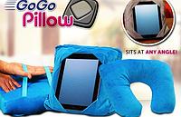 Подушка-подставка «Go Go Pillow» для планшета