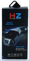 Автомобильный MP3 FM–модулятор, Трансмитер FM MOD. H20 + BT, ФМ Тансмитер, Модулятор в машину с пультом, фото 1