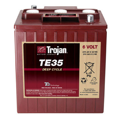 Акумуляторна батарея Trojan TE35