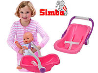 Оригинал. Переносное Кресло для кукол Maxi Cosi Simba 5563810