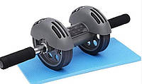 Тренажер - гимнастический ролик с возвратом Power Stretch Rolle, фото 1