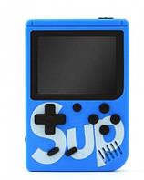 Портативная игровая приставка  Sup 400 + Синий цвет, фото 1