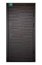 Двери входные Министерство дверей ПО-66 Q венге горизонт темный