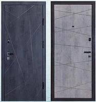 Двери входные Министерство дверей ПК-156 бетон темный