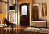 Двери межкомнатные Фортис овал золотая ольха 60 П/О, фото 2
