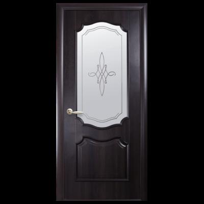 Двери межкомнатные Рока венге 80 П/О