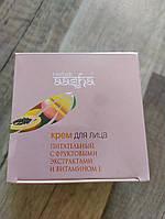 Крем для обличчя живильний з фруктовими екстрактами і Вітаміном Е, Ааша Хербалс, 50гр, фото 1