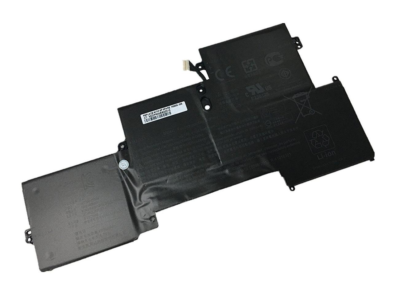 Батарея для HP EliteBook С(M0D62PA) (BO04XL, BR04XL) (7.6V 36Wh). Оригинал