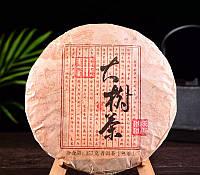Чай Шу Пуэр Да Шу Ча 357 г 2010 год