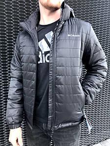 Ветровка мужская Columbia Titanium Black