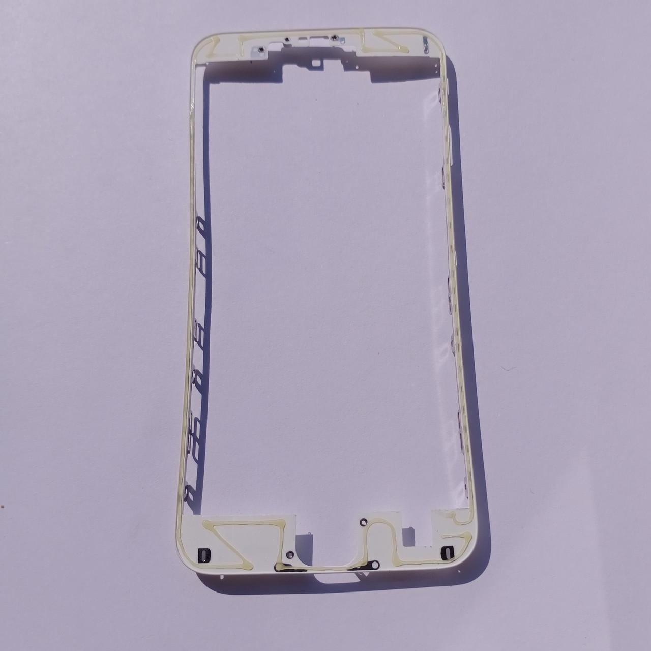 Рамка крепления дисплейного модуля Novacel для Apple iPhone 6S Plus White