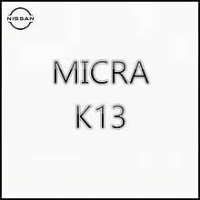 Nissan Micra K13 2010-2017