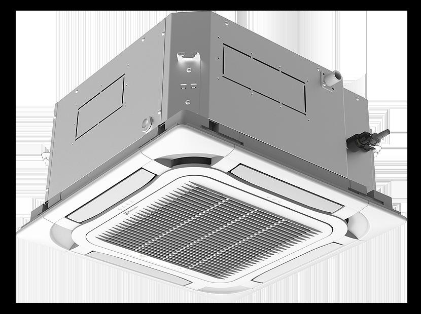 Кассетный кондиционер Electrolux EACC-24H/UP3/N3