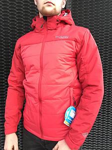 Куртка мужская демисезонная Columbia Titanium Red