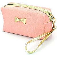 Косметичка - сумочка з бантиком