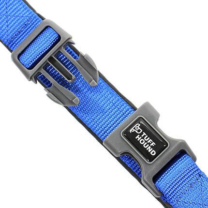 Ошейник для собак TUFF HOUND 1427 Blue L с утяжкой, фото 2