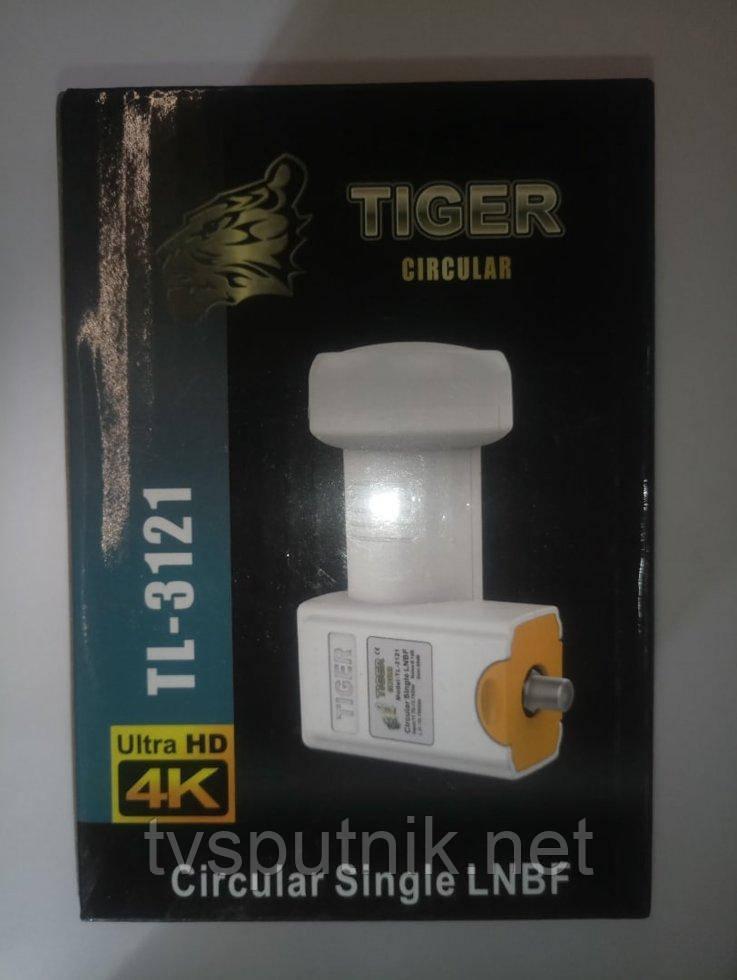 Спутниковый конвертор circular Tiger TL-3121