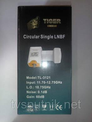 Спутниковый конвертор circular Tiger TL-3121, фото 2