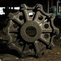 Литье рабочих колес, дисков, корпусов насосов и т.д., фото 2