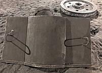 Литье рабочих колес, дисков, корпусов насосов и т.д., фото 7
