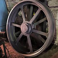 Литье рабочих колес, дисков, корпусов насосов и т.д., фото 8