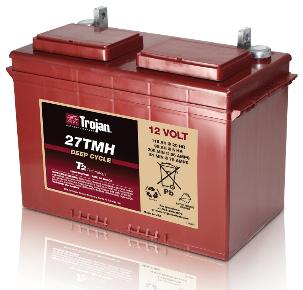 Аккумуляторная батарея Trojan 27TMH, фото 2