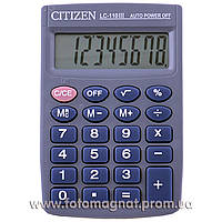 Калькулятор карманный CITIZEN 110