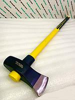 """Колун топор для дров """"Mastertool 05-0211"""" 3600 гр. С ручкой из стекловолокна."""