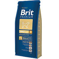 Корм Brit Брит Premium Adult Medium корм для собак средних пород 3 кг