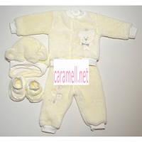 Детский костюм Миша махра Размер 62 см