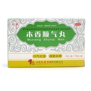 Преаврат Му Сян Шунь Ци Вань (Mu Xiang Shun Qi Wan) 6г х10шт