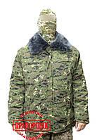 Бушлат армейский Украинская цифра, фото 1