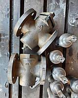 Кран стопорный коксовой печи DN50 - DN100